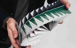 دانلود فایل صدای بر زدن کارت