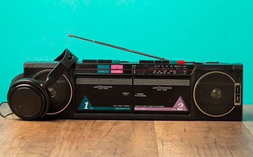 دانلود فایل صدای موج رادیو