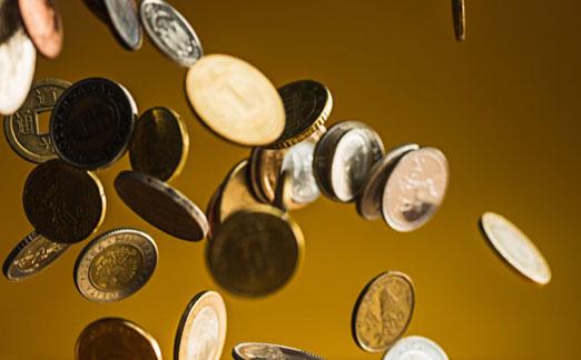 دانلود فایل صدای انداختن سکه به زمین