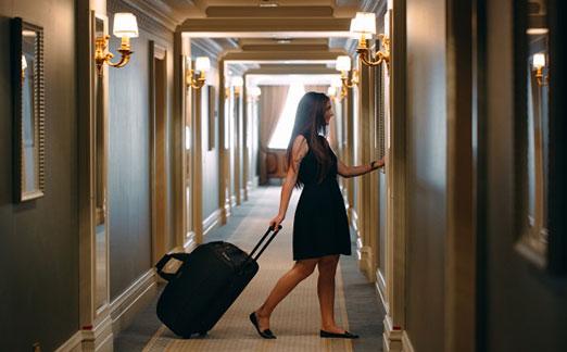 دانلود فایل صدای قفل کردن درب هتل